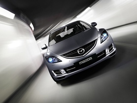 New Mazda6 to debut at the 2007 Frankfurt Motor Show