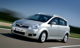 Toyota Verso face-lift