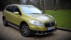 Suzuki SX4 S-Cross Video Review