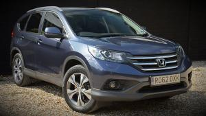Honda CR-V 2.2 i-DTEC Video Review