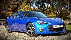 Subaru BRZ Video Review