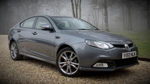 MG6 GT Diesel Video Review