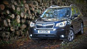 Subaru Forester Video Review
