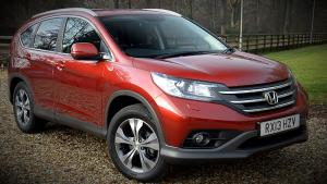 Honda CR-V 1.6 i-DTEC Video Review