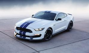New Shelby GT350 Mustang revealed