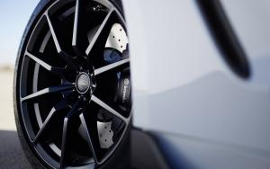 Shelby GT350 Mustang wheels
