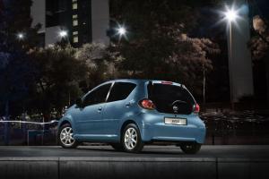Toyota Aygo Move