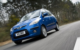 Hyundai i10 gets new 77PS 1.2-litre engine