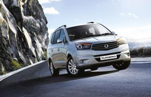 New SsangYong Turismo MPV on sale now from £17,995