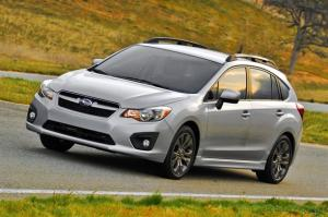 New 2012 Subaru Impreza debuts at New York Auto show