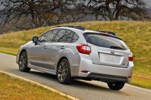New 2012 Subaru Impreza debuts at New York Auto show