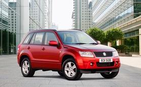Suzuki Grand Vitara on sale from 15 September