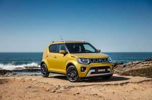 Suzuki Ignis facelifted for 2020