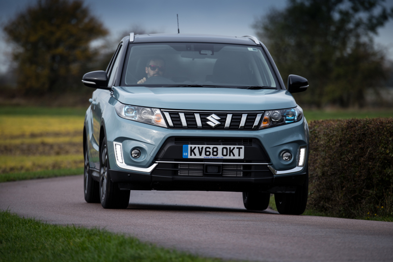 New 2019 Suzuki Vitara Boosterjet Uk Review Testdriven