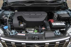 2019 Suzuki Vitara Boosterjet engine