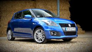 Suzuki Swift Sport 5-door Video Review