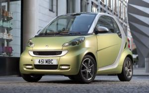 Smart fortwo lightshine edition emits just 86 g/km of CO2