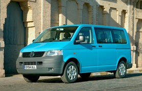 VW launches Transporter Shuttle