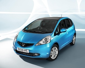 New 2009 Honda Jazz ready for launch this autumn