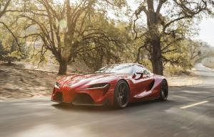 Toyota FT-1 Concept billed as the ultimate sports car