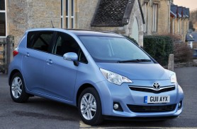 Toyota Verso-S power steering recall