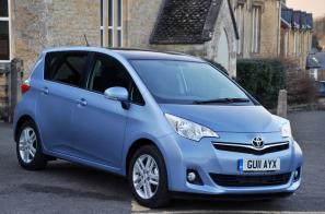 Toyota Verso-S power steering recall