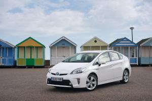 Toyota recalls 30,790 Prius hybrids
