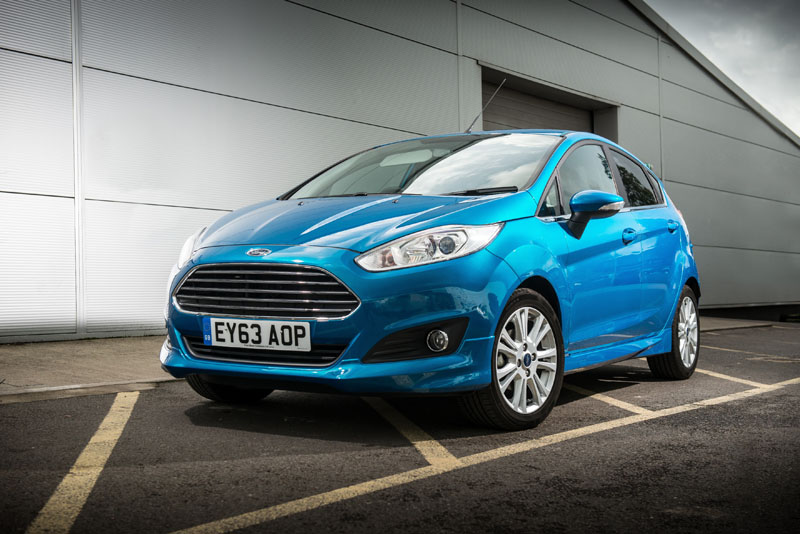 Ford Fiesta 1.0-litre EcoBoost now available with Ford Powershift six-speed automatic transmission