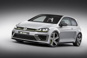 VW Golf R 400 unveiled, 0-62mph in 3.9 secs