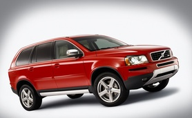 2009 Volvo XC90 gets an update and D5 Geartronic drops a tax bracket