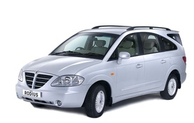 SsangYong Rodius on sale early summer