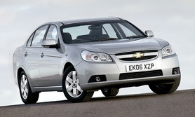 The new Chevrolet Epica