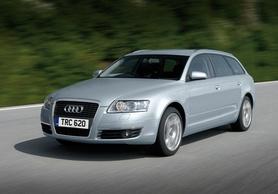 New Audi A6 2.0 TDI Limited Edition