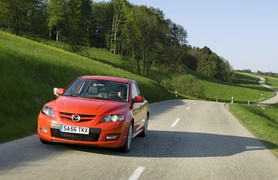 The new Mazda3 MPS