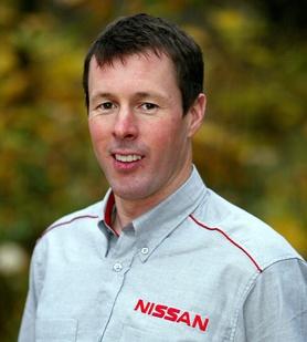 Nissan confirms Colin McRae for the 2005 Dakar