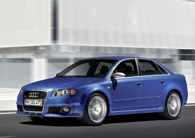 Pricing confirmed for new 420ps Audi RS 4 quattro saloon
