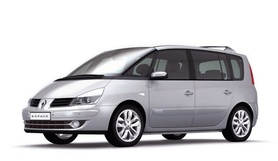 Renault Espace revised for 2006