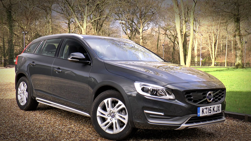 Volvo V60 Cross Country Video Review