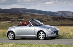 Bigger engine and lower price for revised Daihatsu Copen