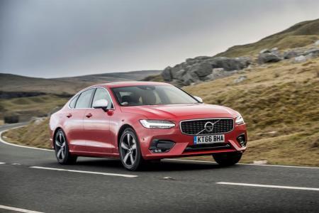 Volvo S90, V90 gain T4 petrol engine option