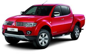 Mitsubishi L200 Trojan now available with £2,000 off