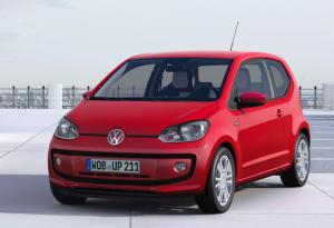 The new VW Up!