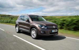 VW Tiguan Match available now from £23,245