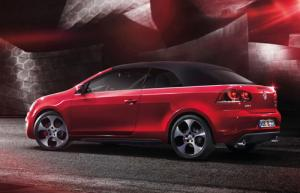 2012 VW Golf GTI Cabriolet to be unveiled at Geneva