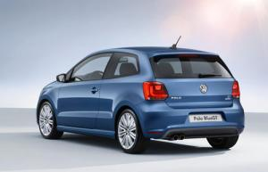 The new VW Polo BlueGT