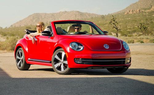 New VW Beetle Cabriolet to debut at LA Show in November, on sale in UK spring 2013