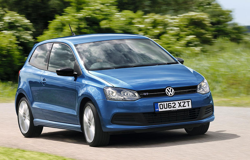 VW Polo BlueGT available to order now, priced from £17,400