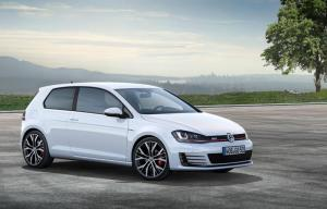 New Mk7 VW Golf GTI revealed
