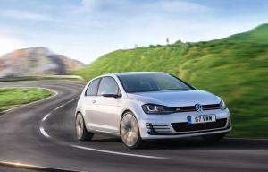 Mk7 VW Golf GTI available to order now priced from £25,845