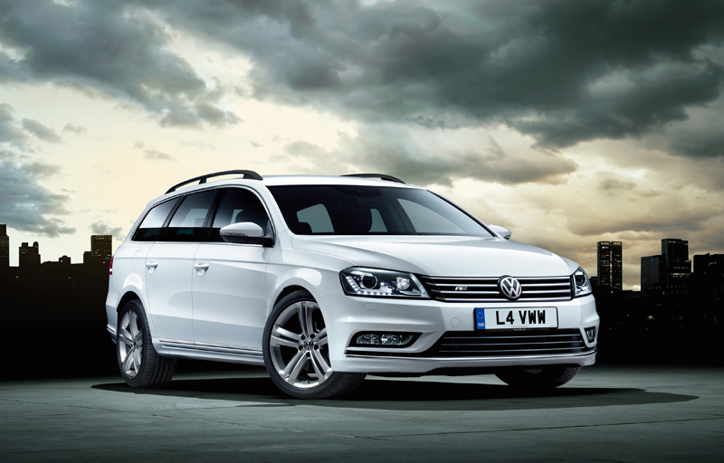 The Passat Estate R-Line